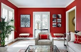 Kırmızı ile dekorasyon