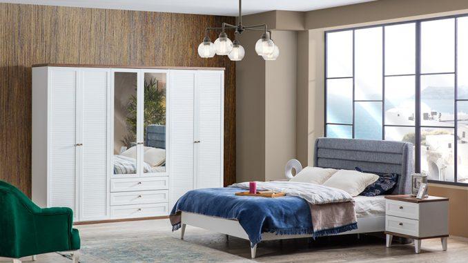 Bursa İnegöl Mobilya Vadi modern yatak odaları